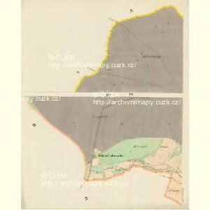 Dobrzegitz - c1204-1-010 - Kaiserpflichtexemplar der Landkarten des stabilen Katasters