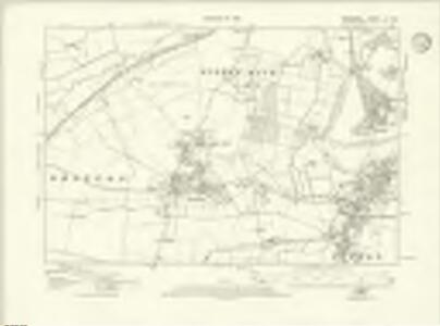 Berkshire X.SW - OS Six-Inch Map