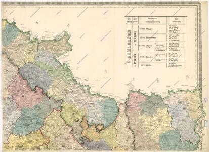 Die Markgrafschaft Maehren mit dem Herzogthume Schlesien