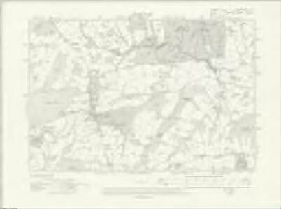 Sussex XXX.NE - OS Six-Inch Map