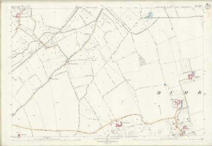 Gloucestershire XIII.2 (includes: Ashton under Hill; Beckford; Dumbleton; Sedgeberrow) - 25 Inch Map