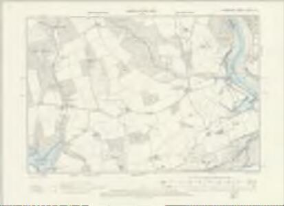 Hampshire & Isle of Wight LXXXI.SW - OS Six-Inch Map