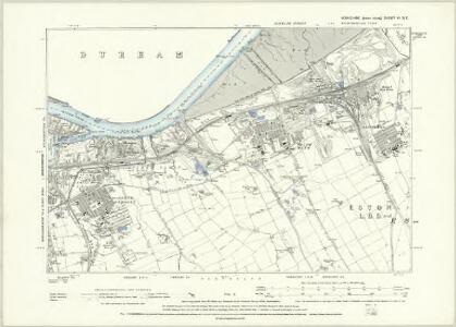 Yorkshire VI.SW - OS Six-Inch Map