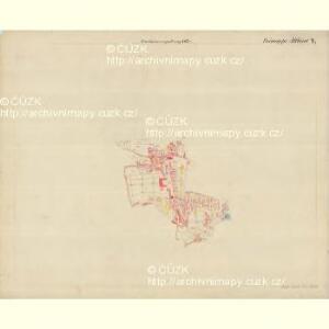 Althart - m2852-1-006 - Kaiserpflichtexemplar der Landkarten des stabilen Katasters