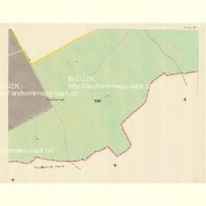 Göding (Hodonin) - m0741-1-012 - Kaiserpflichtexemplar der Landkarten des stabilen Katasters