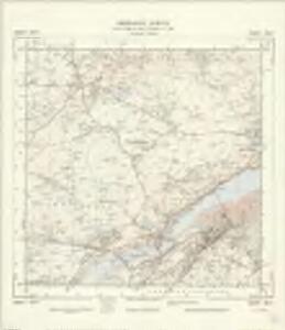 SH57 - OS 1:25,000 Provisional Series Map