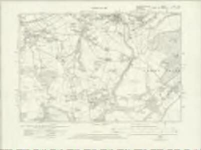 Gloucestershire LXXI.SW - OS Six-Inch Map