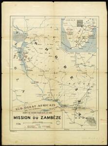 Paris Evangelical Missionary Society. Zambesi Mission.