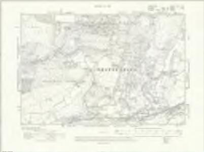 Hampshire & Isle of Wight XLV.NW - OS Six-Inch Map