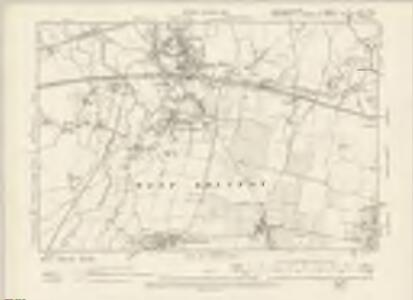 Buckinghamshire LVII.NW - OS Six-Inch Map
