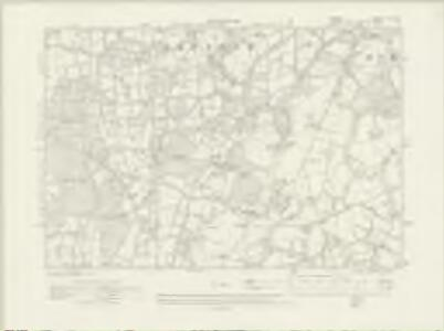 Surrey XL.SW - OS Six-Inch Map