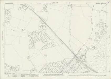 Hertfordshire XLIII.2 (includes: Chalfont St Giles; Chalfont St Peter; Chenies; Chorleywood) - 25 Inch Map