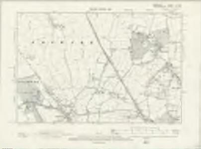 Middlesex VI.SW - OS Six-Inch Map