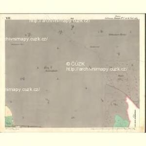 Vollmau Unter - c1279-1-012 - Kaiserpflichtexemplar der Landkarten des stabilen Katasters