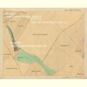 Moskowitz - m1678-1-005 - Kaiserpflichtexemplar der Landkarten des stabilen Katasters
