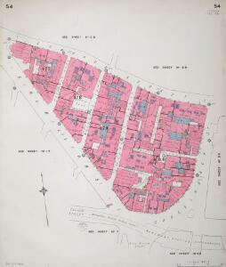 Insurance Plan of City of London Vol. III: sheet 54
