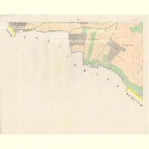 Planitz (Planice) - c5807-1-009 - Kaiserpflichtexemplar der Landkarten des stabilen Katasters