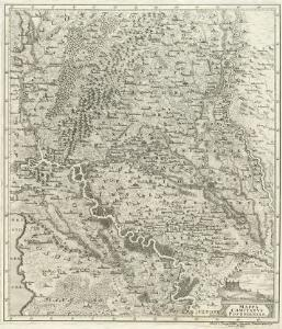 Mappa Comitatvs Posoniensis