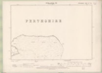 Stirlingshire Sheet XIa.SW - OS 6 Inch map