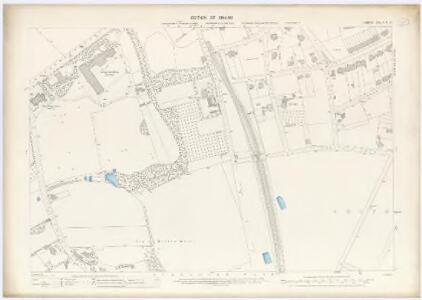 London X.77 - OS London Town Plan