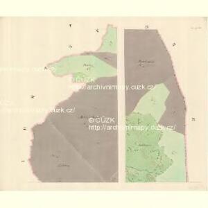 Strany - m2897-1-003 - Kaiserpflichtexemplar der Landkarten des stabilen Katasters