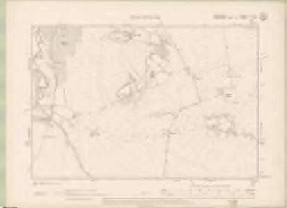 Nairnshire Sheet XI.NE - OS 6 Inch map