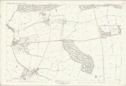 Staffordshire L.4 (includes: Huntington; Penkridge; Teddesley Hay) - 25 Inch Map
