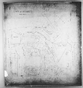 City of Sydney, Section 92, Sheet 1, 1883