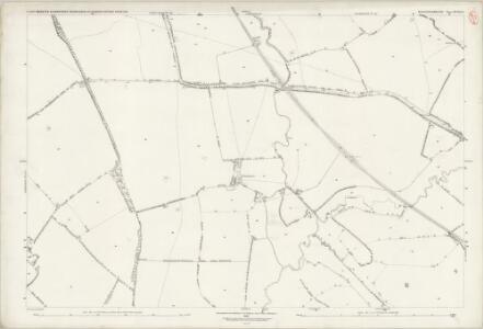Buckinghamshire XXVIII.10 (includes: Aylesbury; Fleet Marston; Quarrendon; Stone; Waddesdon) - 25 Inch Map