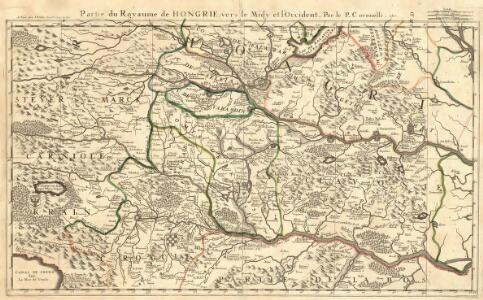 Partie du Royaume de Hongrie