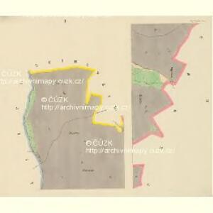 Grafengrün - c1748-2-001 - Kaiserpflichtexemplar der Landkarten des stabilen Katasters