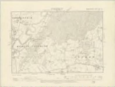 Monmouthshire XXIX.NE - OS Six-Inch Map