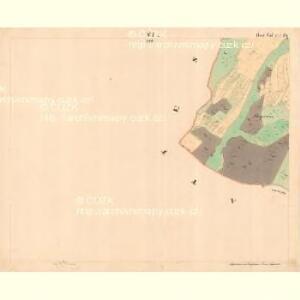 Maltschitz - c4385-1-006 - Kaiserpflichtexemplar der Landkarten des stabilen Katasters