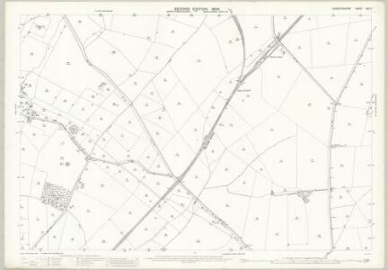 Leicestershire XIII.7 (includes: Croxton Kerrial; Eaton; Scalford; Sproxton; Waltham) - 25 Inch Map