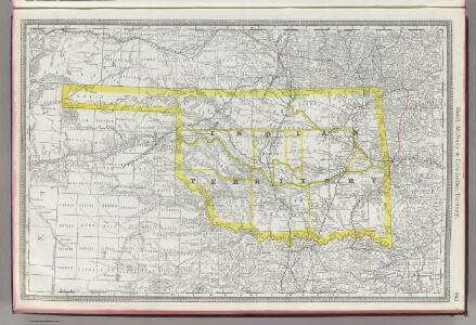 Indian Territory.  (Oklahoma).