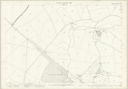 Shropshire XVI.9 (includes: Stoke Upon Tern; Sutton Upon Tern) - 25 Inch Map