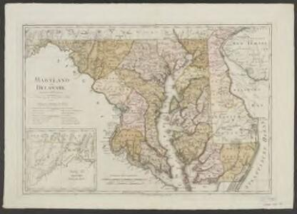 Maryland und Delaware