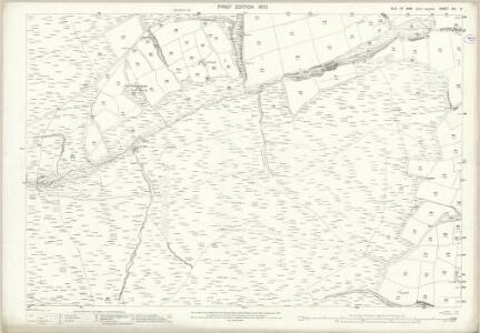 Isle of Man VIII.6 - 25 Inch Map