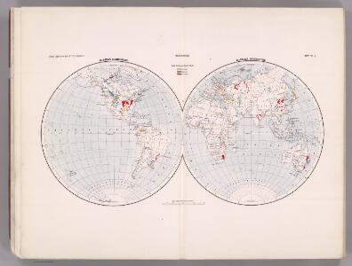 Hemispheres.  Coal Resources of the World.