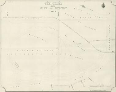 The Glebe, Sheet & City of Sydney, Sheet 5, 1889