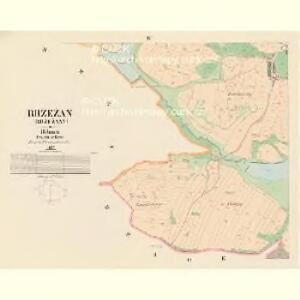 Bržežan (Bržežany) - c0607-1-004 - Kaiserpflichtexemplar der Landkarten des stabilen Katasters