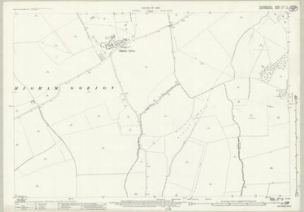 Bedfordshire XXVI.10 (includes: Barton in The Clay; Hexton; Higham Gobion; Shillington) - 25 Inch Map