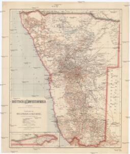 Deutsch-Südwestafrika