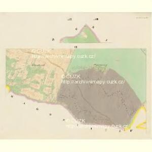 Ledenitz - c3849-1-006 - Kaiserpflichtexemplar der Landkarten des stabilen Katasters
