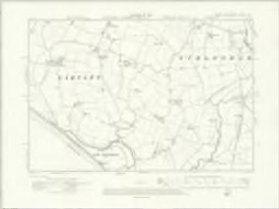 Sussex LXXIII.SW - OS Six-Inch Map