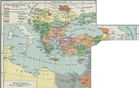 I. Osmanisches Reich bis 1683