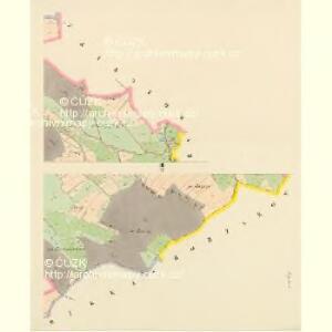 Brty - c0536-1-003 - Kaiserpflichtexemplar der Landkarten des stabilen Katasters