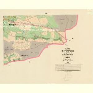 Hainspach - c4122-3-006 - Kaiserpflichtexemplar der Landkarten des stabilen Katasters