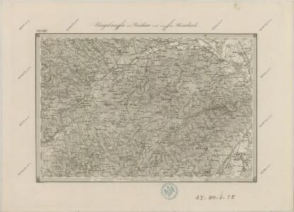 II. vojenské mapování 14