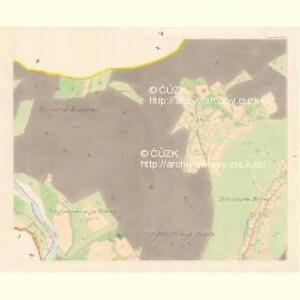 Unter Beczwa (Dolni Beczwa) - m0477-1-005 - Kaiserpflichtexemplar der Landkarten des stabilen Katasters
